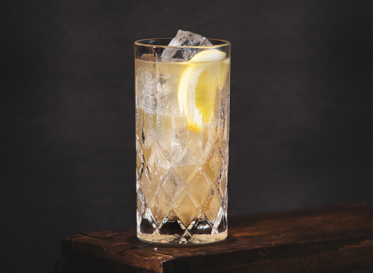 The Bothy cocktail